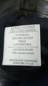 Genuine Leather Skirt size 12 OBO Cornwall Ontario image 4