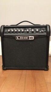 Amplificateur pour guitare électrique Spider IV de Line 6