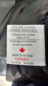 Genuine Leather Skirt size 12 OBO Cornwall Ontario image 5