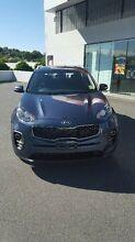 2016 Kia Sportage QL MY16 Si AWD Mercury Blue 6 Speed Sports Automatic Wagon Mount Gravatt Brisbane South East Preview