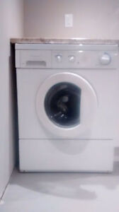 FRIGIDAIRE GALLERY FRONT LOAD WASHER AND DRYER!!