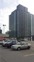 New one bed room, Leslie / Sheppard, beside subway station