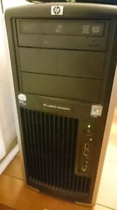 HP XW8600 - Intel Xeon E5440, 4GB RAM, 160GB HDD, no OS