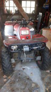 Polaris 350 - 4 Wheeler ATV
