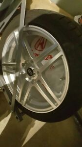 Dunlop Direzza Tires w/ Enkei Rims $550 MUST SELL G8 CONDITION