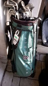 WiLSON Ultra Men's Golf Club Set (complete) with Nike Bag + more