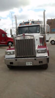 2005 Kenworth. W900. 13 speed. manual