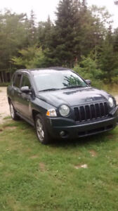 REDUCED O.B.O. LOW KMS! NEW TRANS! GOOD MVI 2008 Jeep Compass