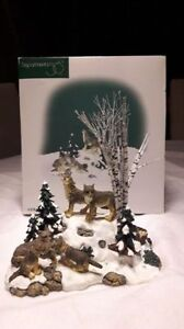Christmas village accessory. Dept. 56 Heirloom going cheap. Kitchener / Waterloo Kitchener Area image 1