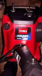 Toro 2 Cycle Snowblower