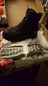 New in box Men's Snowjack Pro icetrac boots. Sizes 11.5 & 12