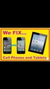 FREE TEMPERED GLASS WITH ALL REPAIRS IPHONE SAMSUNG LCD 20 MIN SERVICE