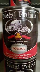 Polisol Metal Polish 1kg can