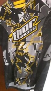 Thor Core Fragment motocross jersey size M