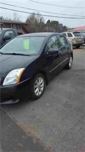 2012 Nissan Sentra 2.0,auto,ac,heated seats,power group
