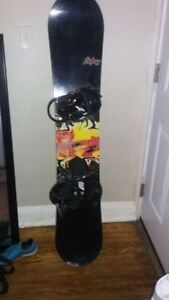 Great Condition Rosignal Sultan 155 and Burton Bindings - $225 London Ontario image 1