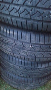 P205/60R16 Continental True Contact ALL Season Tires