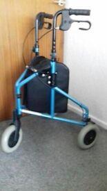 Mobility tripod