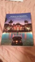 NEW World of Resorts TEXTBOOK 3rd Edition By: Chuck Yim Gee