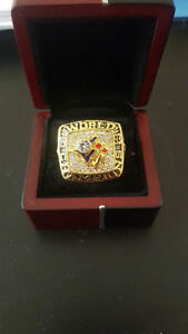 NHL and Toronto Blue Jays replica Championship rings for sale Regina Regina Area image 8