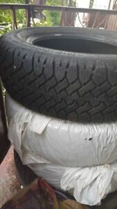Honda civic all 4 Winter Tires for 50$ very cheap! Nego