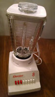 Sunbeam Osterizer Blender