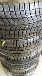 245 40 18 Michelin XIce Xi3 100% tread $800 set of 4