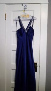 Le Chateau formal dress (9/10) and shoes (10)