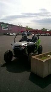 2017 Arctic Cat Wildcat Sport XT 700