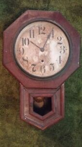 Very old vintage clocks