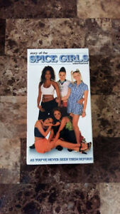 4 1998 SPICE GIRLS BARBIE DOLLS AND VHS MOVIE Kitchener / Waterloo Kitchener Area image 6