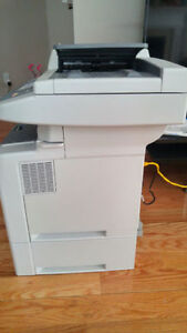 HP Laserjet MFP M3035X 4-in-1 with feeder, duplexer & network