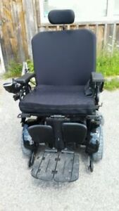 Like New Power Wheelchair - Comes with charger, owner manual