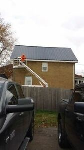 ALL SEASONS ROOFING-steel roofing specialists Stratford Kitchener Area image 8