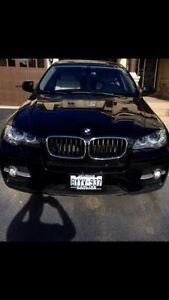2012 Black BMW X6! (Excellent Condition)