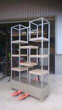 Multi Tier shelving display with lights Bungalow Cairns City Preview