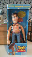 DISNEY 1996 TOY STORY TOYS ALL IN THERE ORIGINAL BOX
