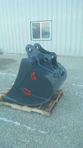 EXCAVATOR DIGGING BUCKET - NEW - VARIOUS SIZES AVAILABLE St. John's Newfoundland image 2