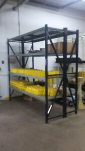 New and Used Long Span Shelving Racking