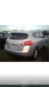 nissan rogue 2009 limited