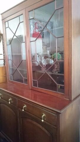 Beautiful Bookcase/Display Cabinet