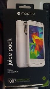 Mophie Power Pack for Samsung Galaxy S5 - brand new