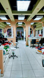 LOCATION..NAIL SPA ESTHETIC (Hair Tanning Massage) Salon FORSALE