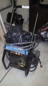 power washer 2700 psi 6.5 hp 5 spray nozzles
