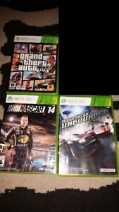 XBOX 360 Driving Games (Various Prices)