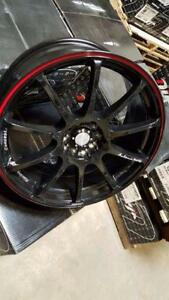 BRAND NEW KATANA RC10 Black With Red Stripe!!