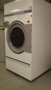 Wascomat Gas Dryer/Commercial Laundry Machine
