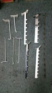 Hangers And Peg Hooks For Sale