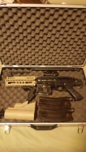 Milsig M Series Paradigm Limited Edition Paintball Marker