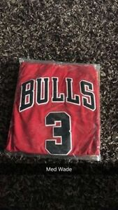 Dwayne Wade Chicago Bulls Medium Brand New Tags